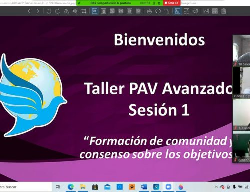 2nd AVP Advanced Workshop Online in Latin America