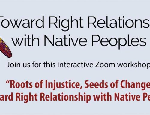 Event: TRR & Alliance for Racial Healing Co-sponsored Online Workshop, 3–5pm, Saturday, April 17 Mountain Time USA