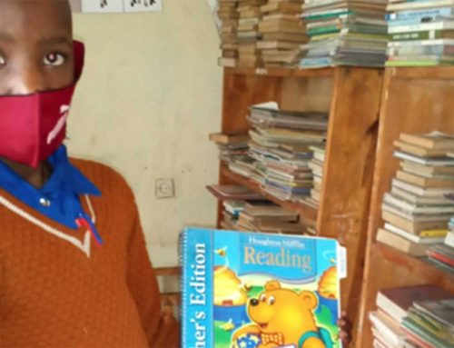 Stories from Children's Peace Library in Rwanda