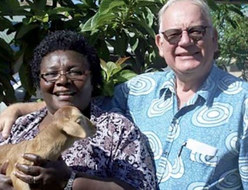 In Memory of Gladys Kamonya and David Zarembka