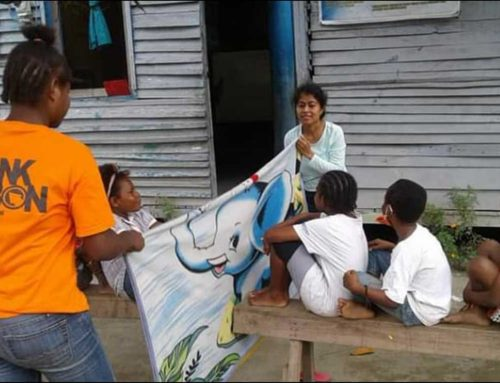 Justice for Children from Sentani, West Papua