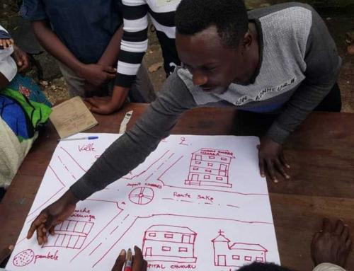 AVP Basic Workshop in DRC, North Kivu
