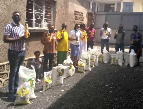 Food Relief from Earthquakes to HROC Facilitators