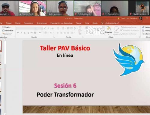 AVP Online Workshops in Latin America Talleres / PAV en Linea Latinoamerica