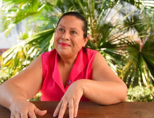 "Mercedes ""Madera"" Gomez, AVP Honduras"