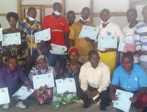AVP Workshop with Sange Transit Burundian Refugees
